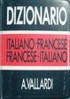 Cover of Dizionario italiano-francese, francese-italiano