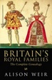Cover of Britain's Royal Families