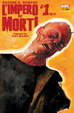 Cover of George A. Romero: L'impero dei morti #1
