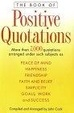 Cover of The Book of Positive Quotations