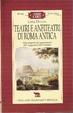 Cover of Teatri e anfiteatri di Roma antica