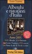 Cover of Alberghi e ristoranti d'Italia