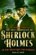 Cover of The Mammoth Book of the Lost Chronicles of Sherlock Holmes