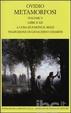 Cover of Metamorfosi. Testo latino a fronte