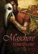 Cover of Maschere veneziane