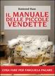 Cover of Il manuale delle piccole vendette