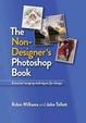 Cover of The Non-Designer's Photoshop Book