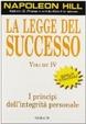 Cover of La legge del successo