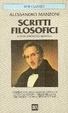 Cover of Scritti filosofici