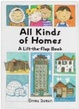 Cover of All Kinds of Homes