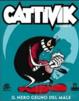 Cover of Il nero gegno del male. Cattivik