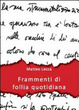 Cover of Frammenti di follia quotidiana