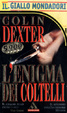 Cover of L'enigma dei coltelli