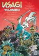 Cover of Usagi Yojimbo: Traitors of the Earth Volume 26