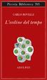 Cover of L'ordine del tempo