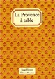 Cover of La Provence à table