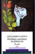 Cover of Prohibido Suicidarse En Primavera