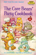 Cover of The Care Bears' party cookbook