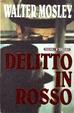 Cover of Delitto in rosso