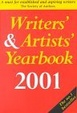 Cover of Writers' & Artists' Yearbook 2001