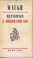 Cover of Ritorno a Brideshead