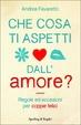 Cover of Che cosa ti aspetti dall'amore?