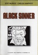 Cover of Alack Sinner
