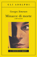 Cover of Minacce di morte