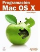 Cover of Programación Mac OS X
