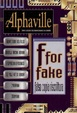 Cover of Alphaville n. 01