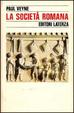 Cover of La società romana