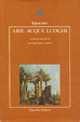 Cover of Arie, acque, luoghi