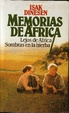 Cover of Memorias de África
