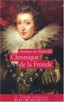 Cover of Chronique de la Fronde