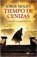 Cover of Tiempo de cenizas
