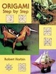 Cover of Origami Step by Step