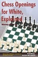 Cover of Chess openings for white, explained