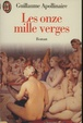 Cover of Les onze mille verges
