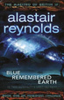 Cover of Blue Remembered Earth