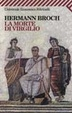 Cover of La morte di Virgilio