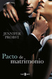 Cover of Pacto de matrimonio