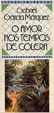 Cover of O amor nos tempos de cólera