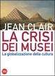 Cover of La crisi dei musei