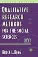 Cover of Qualitative Research Methods for the Social Sciences