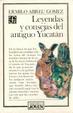 Cover of Leyendas y consejas del antiguo Yucatán