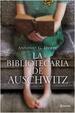 Cover of La bibliotecaria de Auschwitz