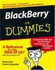 Cover of BlackBerry For Dummies