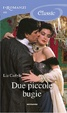 Cover of Due piccole bugie