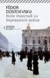 Cover of Note invernali su impressioni estive