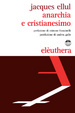 Cover of Anarchia e cristianesimo